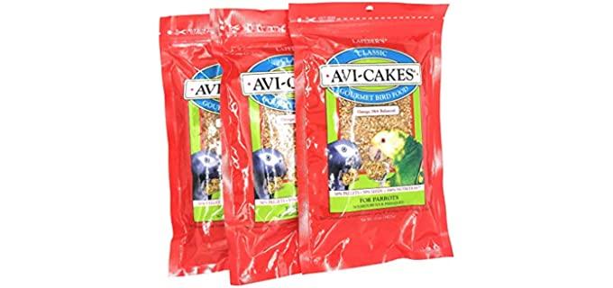Lafeber's Classic - Avi-Cakes Pet Bird Food
