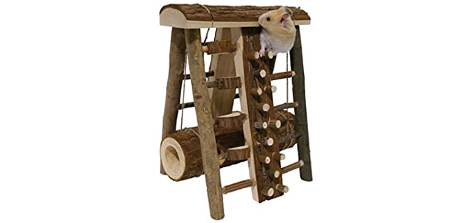 Activity Assault Course - Toy for Your Hamster