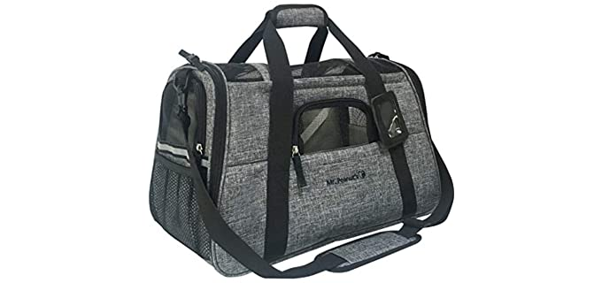 Airline Approved Pet Carrier - Hamster Carrier Bag