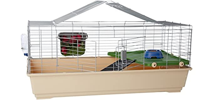 AmazonBasics Pet Habitat - Rat Cage