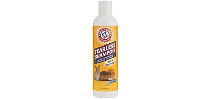 Hammer for Pets Tearless Shampoo for Small Animals - Guinea Pig's Shampoo
