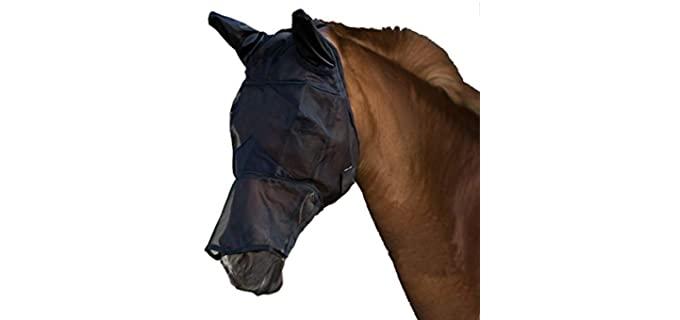 Betazooer Premium - Horse Fly Mask