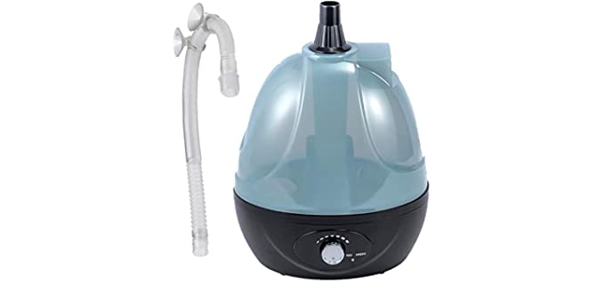 BETAZOOER Reptile Humidifier and Fogger - Reptile's Fogger and Humidifier