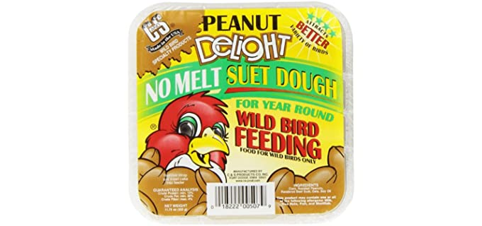 C & S Peanut Delight - Bird Food