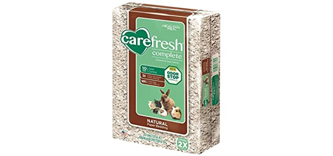 Carefresh Natural Premium Soft Pet Bedding - Ideal hamster Bedding