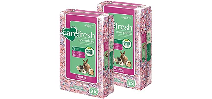 Carefresh Complete Confetti Pet Bedding - Hedgehog Bedding