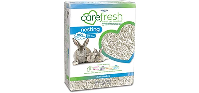 Carefresh Custom Rabbit/Guinea Pig Pet Bedding - Hamster Bedding