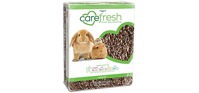 Carefresh Complete Pet Bedding - Paper Bedding for Guinea Pig