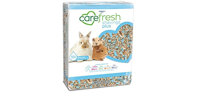 Carefresh Shavings Plus Pet Bedding - Bedding for Hedgehogs