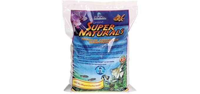 Carib Sea CS05820 Super Natural Moonlight Sand - Substrate For Hermit Crabs