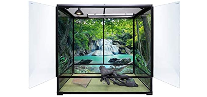 Carolina Custom Cages Extra-Large Terrarium - Cage for Chameleons