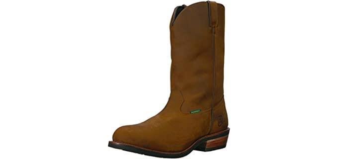 Dan Post  Men's 69681 Waterproof Boot - Boots for Horse Riding