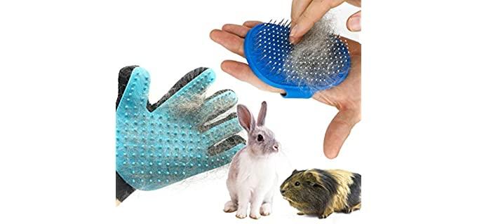 Dasksha Rabbit Grooming Kit - Rabbit Brush
