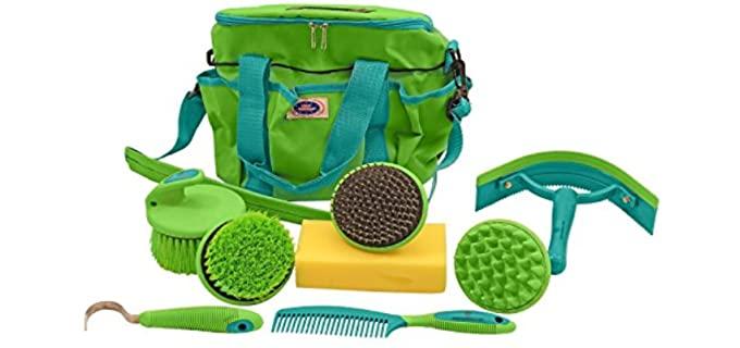 Derby Originals Premium Comfort Horse Grooming Kit - Grooming Kits for Horses