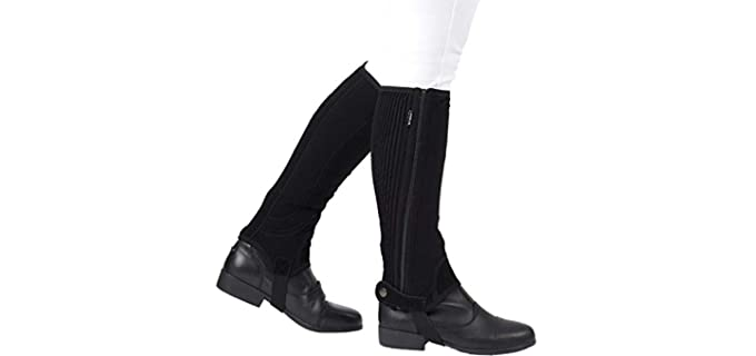 Dublin Easy-Care - Horse Riding Boot Chaps