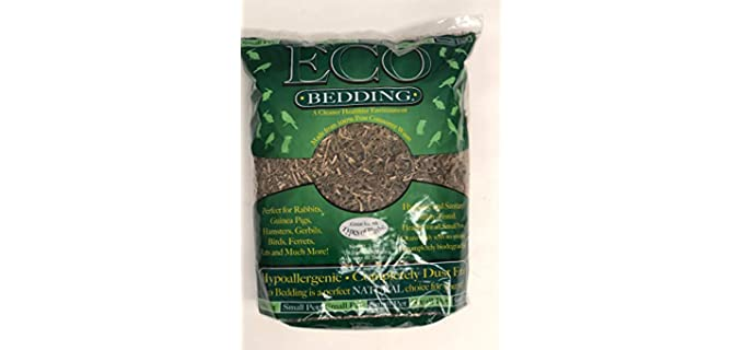 FiberCore Eco-Bedding Natural - Bedding for Hedgehogs