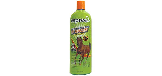 Espree Aloe Herbal - Horses Fly Repellent Spray