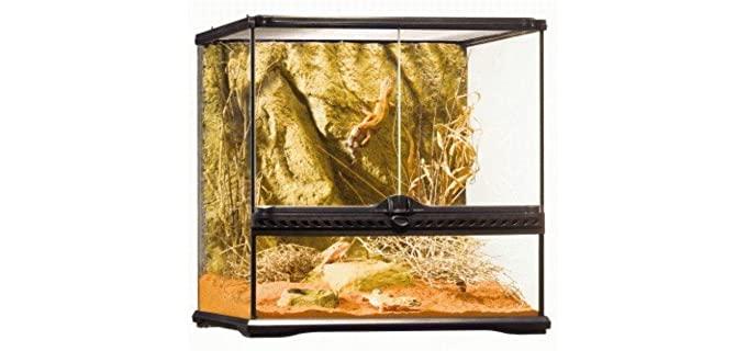Exo Terra Allglass Terrarium - Hermit Crab Habitat