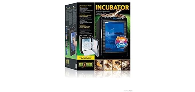 Josh's Exo Terra Incubator - Reptile's Incubator
