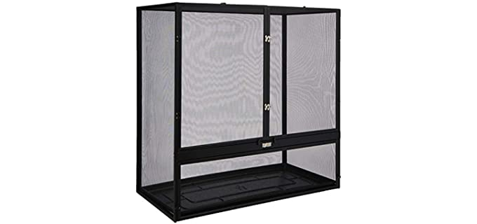 Exo Terra Screen Terrarium - Cage for Chameleons