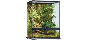 Exo Terra Rainforest Habitat Kit - Corn Snake Enclosures