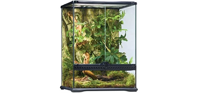 Exo Terra Rainforest Habitat Kit - Corn Snake Enclosures