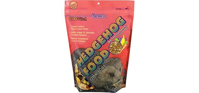 M. Brown's Hedgehog Food - Hedgehog Food