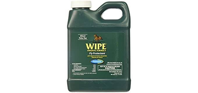Wipe Original Formula - Horses Fly Repellent Spray