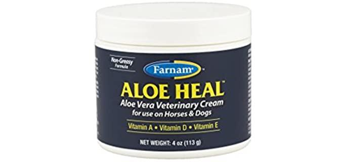 Farnam Aloe Vera Veterinary Cream - Horse Thrush Treatments