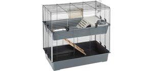 Ferplast Rabbit Cage - Rabbit Cage Indoor