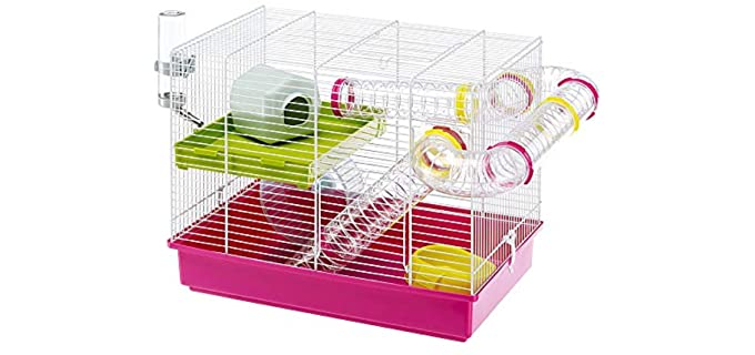 White Ferplast Spacious - Hamster's Cage