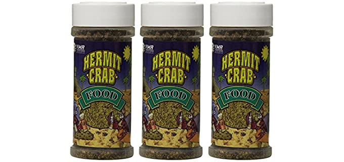 Florida Marine Research Natural - Hermit Crab Food