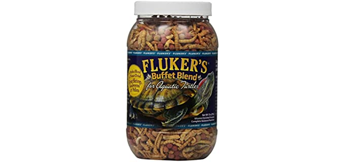 Fluker's Buffet Blend - Hermit Crab Food