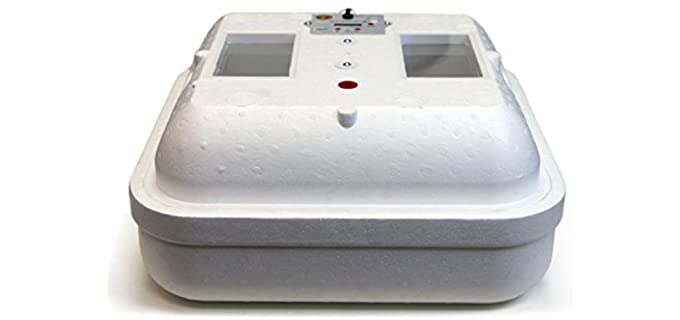 GQF Electronic Thermostat Hova-Bator - Incubator for Chicken Eggs