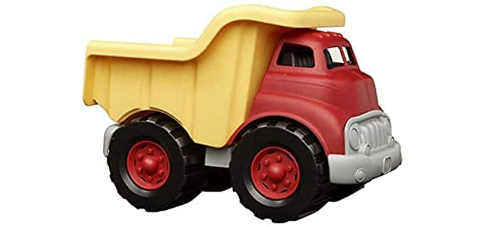 Green Toys  - Dump Truck Toy for Your Hedgehog