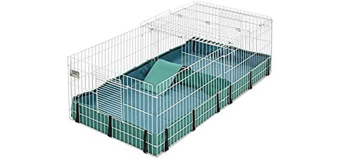 Midwest Guinea Habitat Cage - Suitable Cage for Hedgehogs