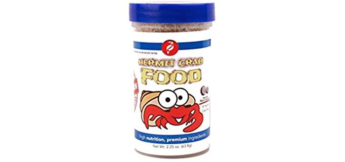 Pisces Pros Variety Bites Hermit Crab Food - Hermit Crab Food