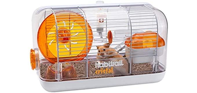 Habitrail Cristal Hamster Cage - Rat Cage