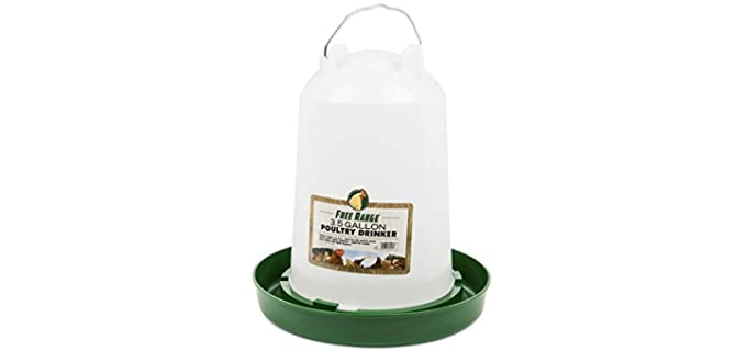 Harris Farms Hanging Poultry Drinker - Waterer for Chickens