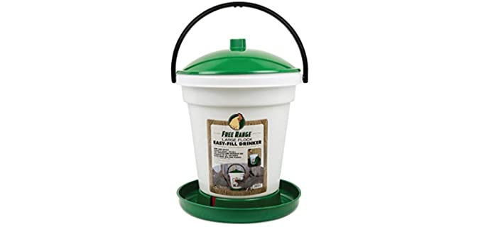 Harris Farms Harris Farms Easy-Fill Poultry Drinker - Chicken Waterer