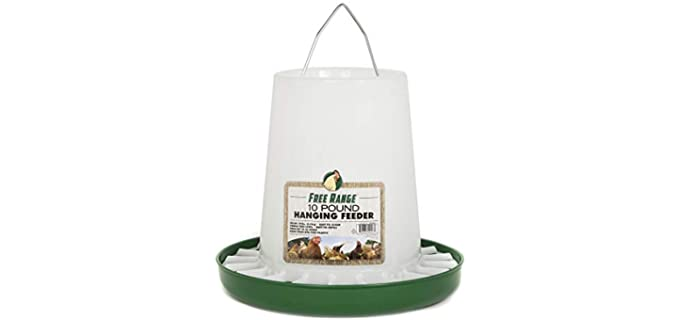 Harris Farms 1000297 Hanging Poultry Feeder - Feeder for Chickens