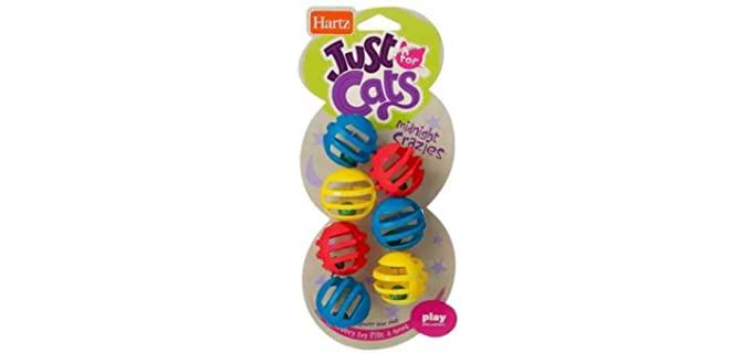 Hartz Just for Cats - Hedgehog  Cat Toy