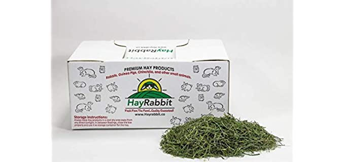 HayRabbit Premium Orchard Grass - Rabbit Hay