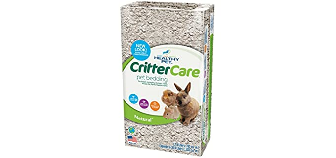 Healthy Pet Critter Care Natural Bedding - Guinea Pig's Bedding