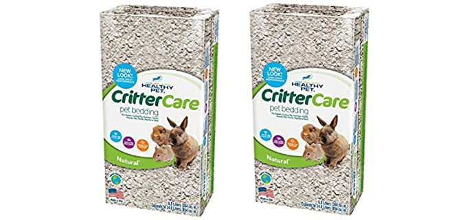 Healthy Pet Critter Care Pet Bedding - Chinchilla Bedding