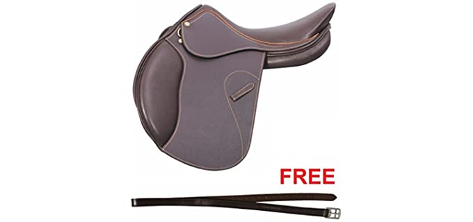 Henri De Rivel Memor-X Close Contact - English Saddle
