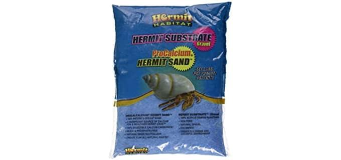 Hermit Habitat Terrarium Sand - Hermit Crab Substrate