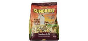 Higgins Sunburst Gourmet Food Mix for Hamsters - Food for Hamsters