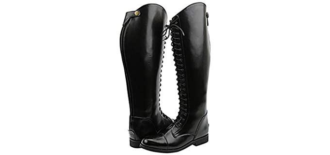 Hispar Florance - Men's Boots for Horse Riding