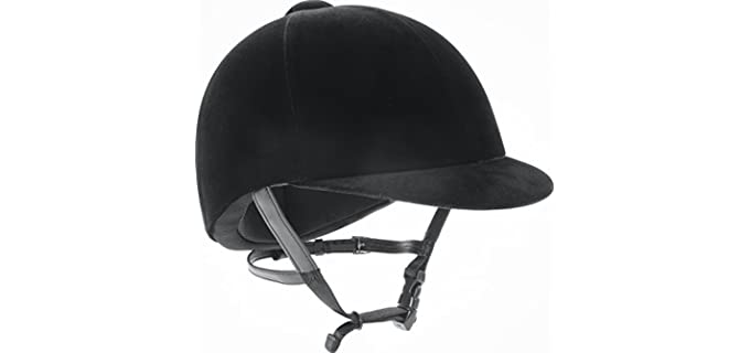 IRH Medalist Riding Helmet - Helmet for Horse Riding